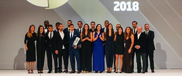 Melhores portugueses de 2017 distinguidos