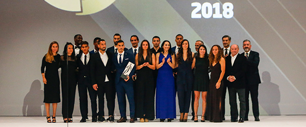 Best of Portuguese football in 2017 honored