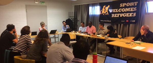 Portuguese Union participates in SPIN Project meeting
