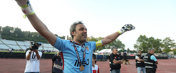 Quim ends his career at age 42