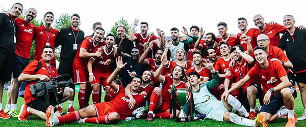 Espanha conquista Torneio Internacional FIFPro