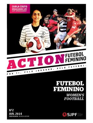 Action Futebol Feminino